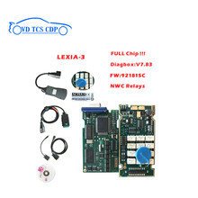 Lexia 3 PP2000 Lexia-3 V48 PP2000 V25 Diagbox 7.83 Lexia3 PP2000 Diagnostic Tool For Citroen&Peugeot Lexia 3 Full Chip Option(China)