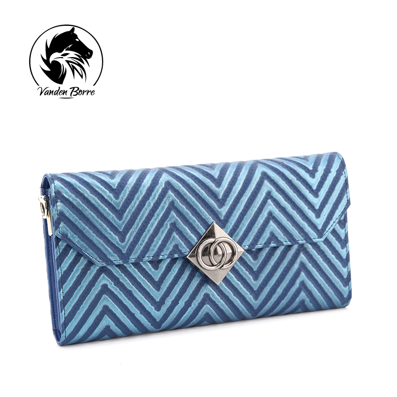 2016 Fashion Women Genuine Leather Wallet High Quality Diamond lattice Day Clutch Bags Ladies Trendy Purse 4 Colors<br>