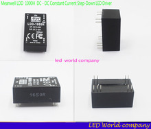 free shipping Meanwell LDD 1000H  DC - DC Constant Current Step-Down LED Driver