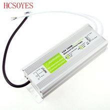 DC 12V 10w/15w/20w/25w/30w/36w/45w/50w/60w/80w/100w/120w Led Driver Transformer Power Supply switch Adapter(China)