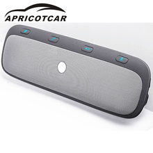Sun Visor Bluetooth MP3 Hands-free Telephone Built-in DSP Noise Suppression and Echo Cancellation Function Car Bluetooth System(China)