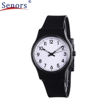 2017 Fashion Simple Girlfriend Watch Small Fresh Soft Girl Watch Leisure Watches high quality 0122