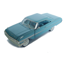 1:32 1964 Gala-xie 500 Retro classic cars model Classic collection car model