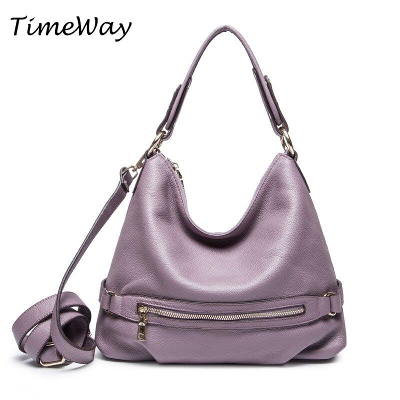 Designer Women Handbags Genuine Leather Bag Famous Brand Shoulder Crossbody Bags For Women Real Leather Handbag Black Purple Red<br><br>Aliexpress