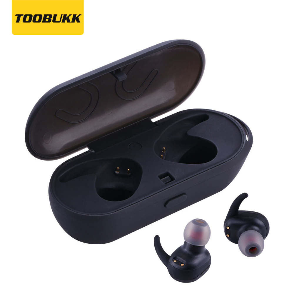 TWS Wireless Bluetooth Earphones Mini Invisible With Mic Intelligent Touch Sport Earbuds For iPhone Xiaomi Huawei Mobile Phone<br>