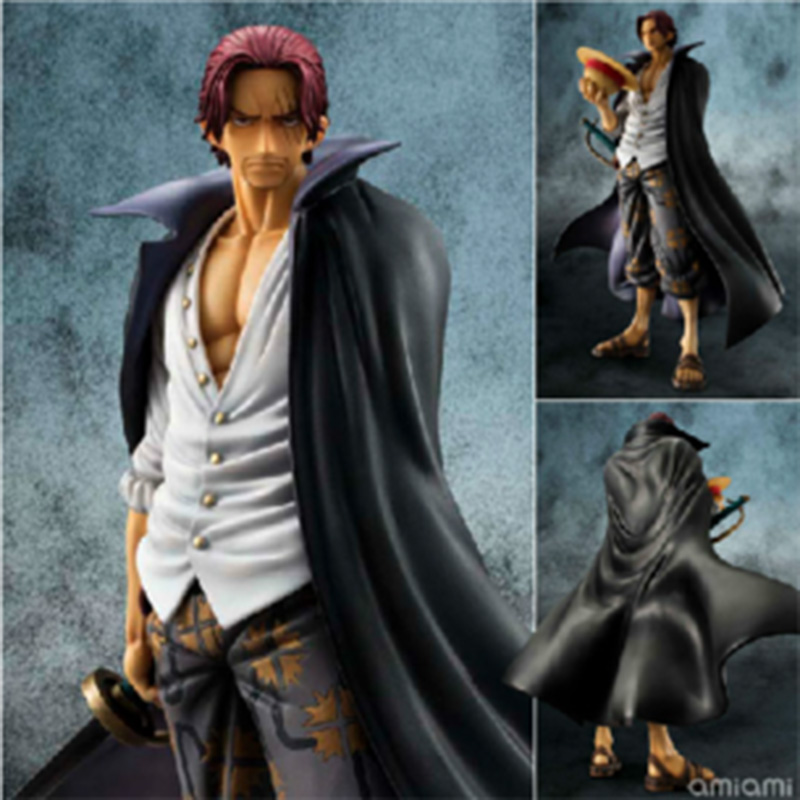 ONE PIECE Akakami  Action Figures,22CM PVC Figure Collectible Toys ,Action Figures Statue, Anime Figure Figurines Kids Toys<br>