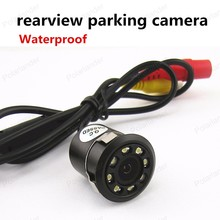 best selling 170 degree Wide Angle HD CCD Parking Reverse Camera Waterproof Universal Car Back Up Rear View Camera(China)