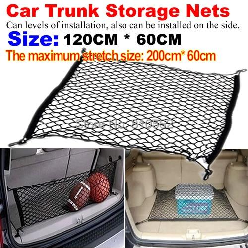 Car Trunk Net Bags Storage string Bag For Passat Golf RAV4 Qashqai IX45 Tiguan RIO Clio Hilux Altima SPORTAGE R Tiggo Granta 4X4<br><br>Aliexpress