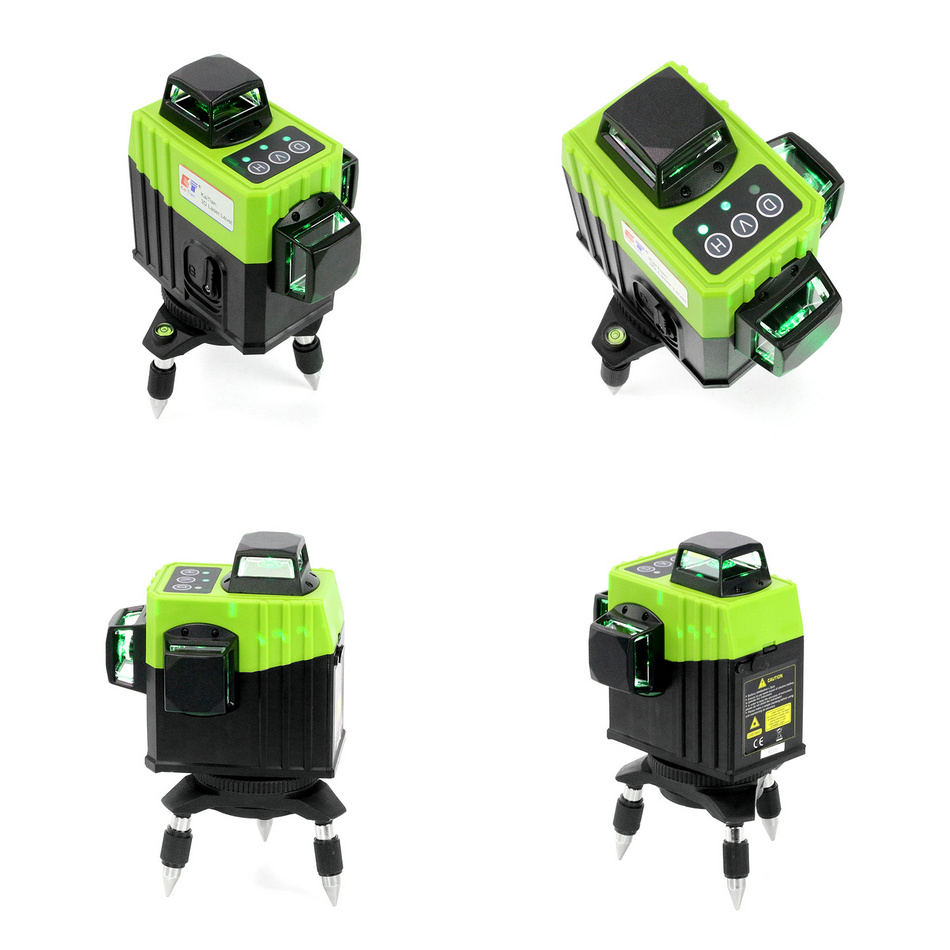 Kaitian Laser Level MG3D5L view