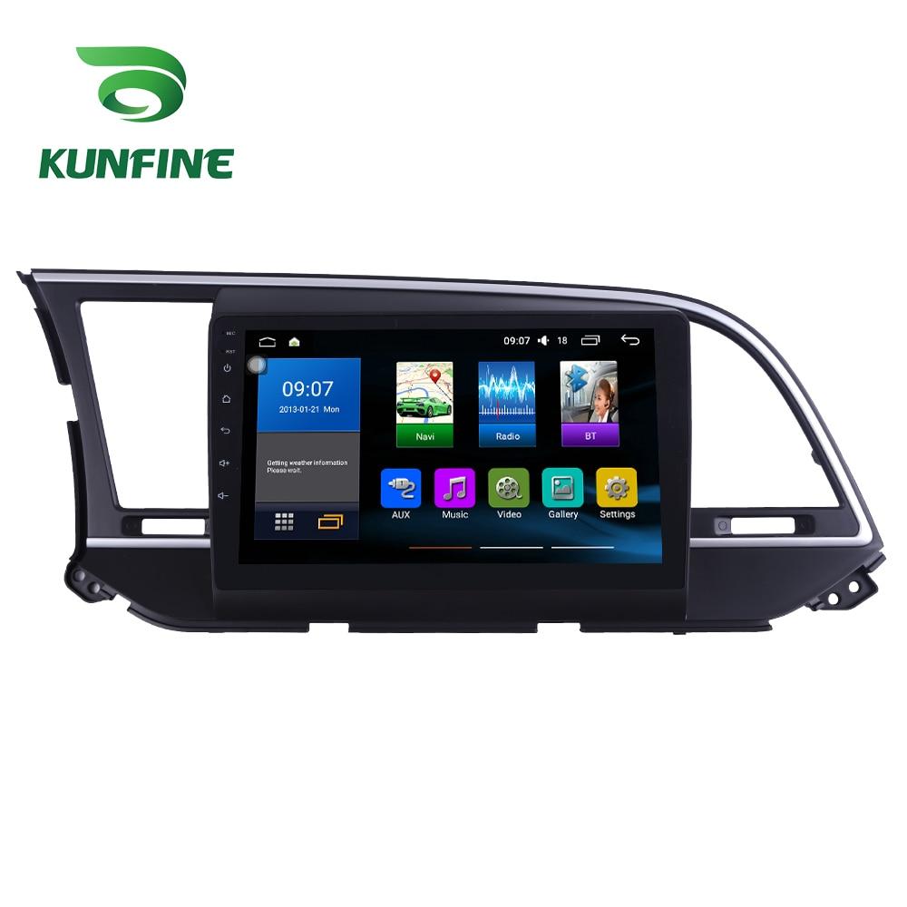 Android Car DVD GPS Navigation Multimedia Player Car Stereo For Hyundai Elantra 2016 Radio Headunit (4)