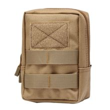 Buy Molle Climbing Camping Tactical Molle Bag 600D Nylon Pouch Portable Outdoor Mobile Phone Wallet Travel Military Sport Waist Pack for $3.10 in AliExpress store