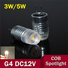 Led G4 3W 5W 6W 24/48 SMD3014 SMD3016 G4 led bulb lamp DC12V Droplight Chandelier SMD Light base G4 Led light Hot sell
