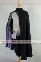 NEW Naruto Uchiha Sasuke Cosplay Costume Any size