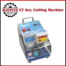 2017 New Automatic Electronic MIRACLE-A7 Key Cutting Machine MIRACLE A7 MIRACLE A7 Car Key cutting and Key Decoding Machiner