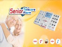 Home Safety Alert Care Android  & Ios App wireless gsm telecare dialler Aged Elderly Senior care products with emergency button