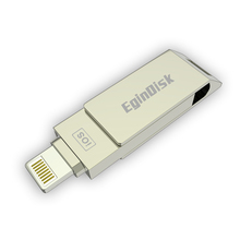 2018 New Lightning Usb Flash Drive For iPhone 5 5S 6 6Plus 6S 7 7Plus 7S 8 8Plus X iPad Free Otg Adapter Support Android Phone(China)