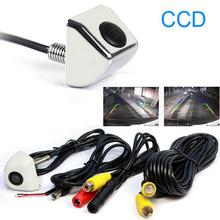 US stocks /2017New HD CCD Waterproof Wire Car Rearview Rear View Color Night Camera Parking Reverse System /E366 E318(China)