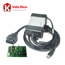 Professional Diagnostic Tool For Volvo Vida Dice 2014D Latest Version Green Main Board High Quality Free Shipping