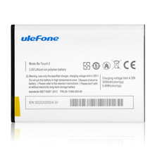 100% Original Backup Ulefone Be Touch 3050mAh Battery For Ulefone Be Touch Be Touch 2/3 Smart Mobile Phone