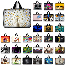 7 10 10.1 11.6 12 13 14 15.4 17.3 inch Laptop Case Bag Notebook Sleeve PC Pouch For 17.4 15.6 13.3 Dell HP ASUS #K