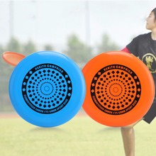 Outdoor flying saucer Professional Ultimate Frisbee Flying Disc leisure men women child kids outdoor game play 2 Color 1 piece