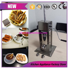 2L manual churros making machine stainless steel by express to door service