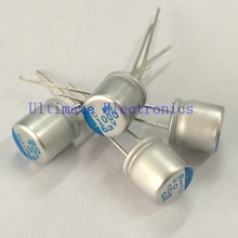 10pcs 1000uF 6.3V NCC PSC serires  8x8mm Super Low ESR 6.3V1000uF For Motherboard VGA Solid Capacitors