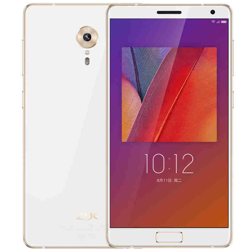 Lenovo ZUK Edge Snapdragon 821 Quad-Core 5.5 inch 1920*1080 IPS 4GB Ram 64GB Rom Android 6.0 LTE 3G Dual-SIM GPS WIFi(China)