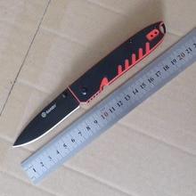 Firebird Ganzo G746-3 58-60HRC 440C Blade G10 Folding Knife Outdoor Survival Camping Tool Hunting Pocket Knife Tactical EDC Tool