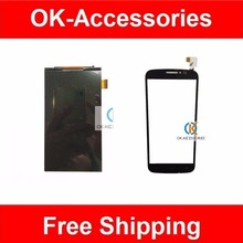 For Alcatel One Touch POP C7 OT7040 7040E 7041D 7040A LCD Screen Display With Touch Screen 1PC/Lot(China)