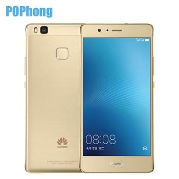 Original 5.2 inch huawei g9 lite vân tay octa lõi điện thoại di động qual-com msm8952/kirin 650 3 gb/16 gb 13.0mp android 6.0