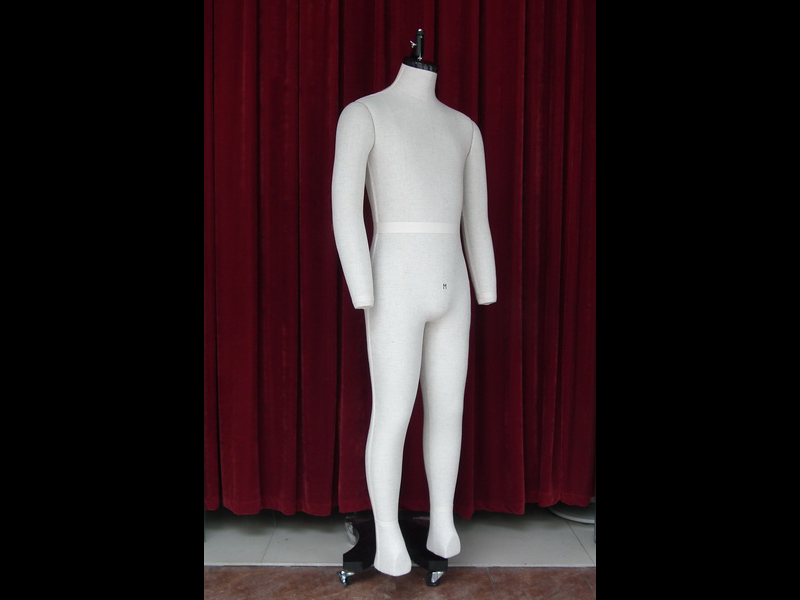 EMT-HD001 full-body male sewing mannequin_08