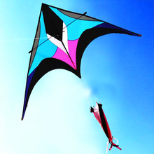 free shipping high quality 2.8m parrot delta kite bird dragon kite line nylon ripstop fabric kite for adult outdoor toys hawk