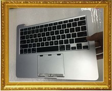"Genuine Top Case Topcase Palm Rest With US Keyboard & Backlight for Macbook Pro Retina 13"" A1502 ME864 ME866 2013 2014"