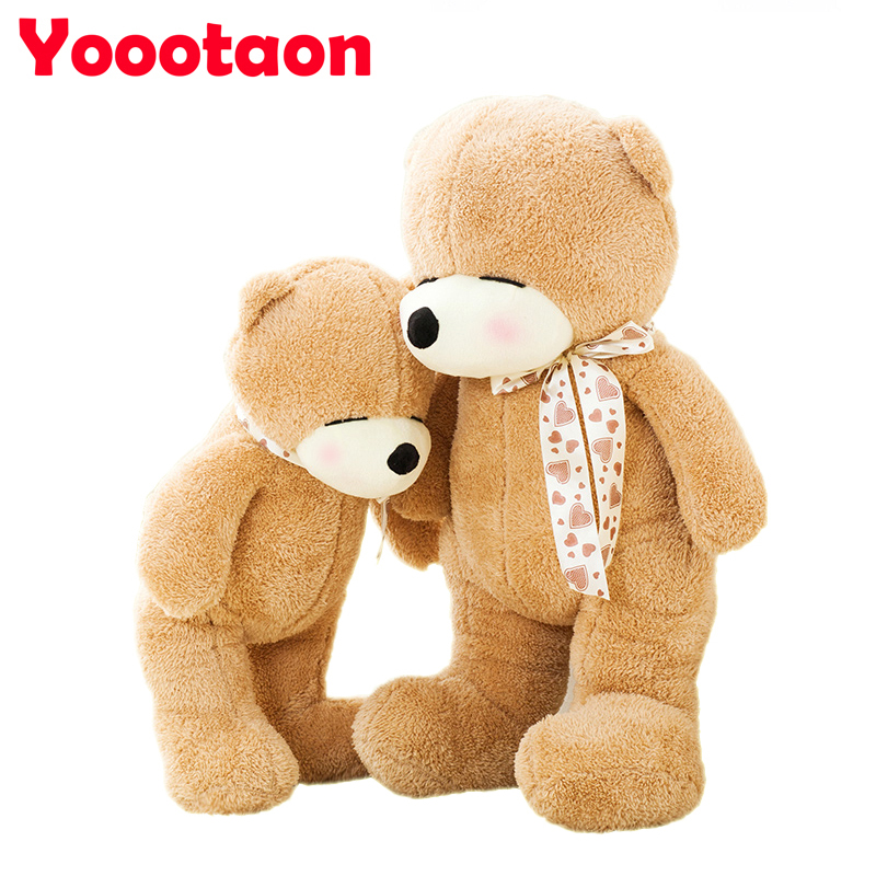 New 60cm Teddy bear with scarves for children girls gifts Soft Stuffed Animals dolls Plush bear toys sleeping toys<br>