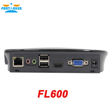 Partaker FL600 Mini PC with Cloud Terminal RDP 8.0 Quad core 1.6Ghz Processor 1G RAM 8G Flash HDMI VGA