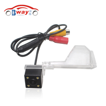 BW8134 Car Rear View Camera for Ford Edge 12 Edge Night Vision camera waterproof backup Parking Camera(China)
