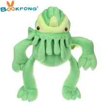 35cm Cthulhu Plush Toy The Call of Cthulhu Game Figure Soft Stuffed Animal Doll Kids Birthday Gift(China)