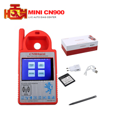 DHL free Shipping mini CN900 key programmer smart Transponder Chip Copy 4C/4D/46/G chips Mini CN 900 auto key maker Mini CN-900