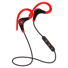 Sports Bluetooth Earphone Mini V4.0 Wireless Crack Headphone Earbuds Hand Free Headset Universal For Samsung iPhone 7 Xiaomi LG(China)