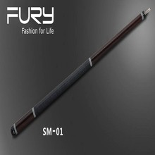 Fury Pool Cue Model SM-01/Original Color Ebony wood 11.75mm/12.75mm Tip (optional) professional cue