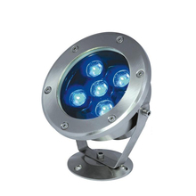 RGB LED Underwater Light 3W 5W 6W 7W 9W 12W 15W 18W 24W 36W IP68 Waterproof DC12V 24V Swimming Pool Landscape Fountain Lamp