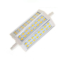 Factory Price R7S LED Light 15W 25W 24 48Led Bulb Lamp SMD5730 r7s 78mm J78 118mm J118 Spotlight Replace Halogen Floodlight Lamp