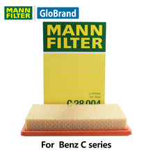 MANNFILTER  car air Filter C28004 for  Benz C series  auto  parts