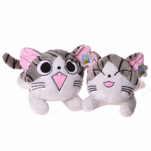 1 PC Kitty Mini Chi's Chis Chi Sweet Home Figures Plush Dolls Stuffed Cat Kitty Emotion Emoji Decoration Model Toy  20cm