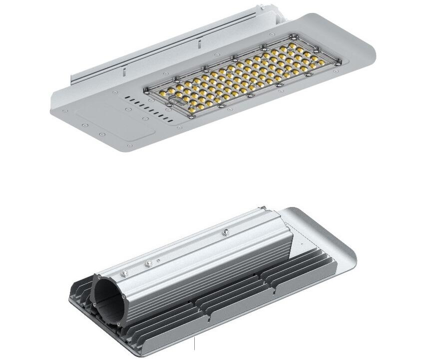 Economical 90w LED Street Light high lumens IP67 out door LED Street Lamp 3 yease warranty AC85-265V<br><br>Aliexpress