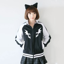 KILL LA KILL Cosplay Costume Ryuko Matoi Clothing Pure Cotton Jacket Coat Hoodie(China)