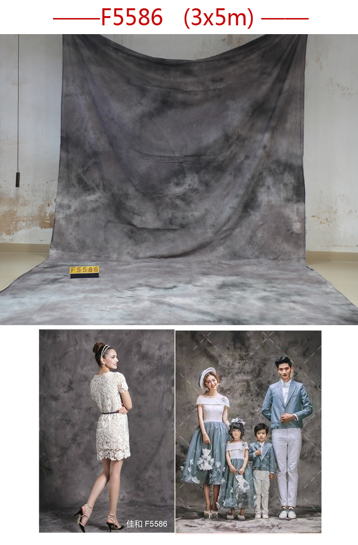 Professional3*5m Tye-Die Muslin wedding BackdropF5586 ,fondali fotografici,photographic studio background, photo studio backdrop<br>