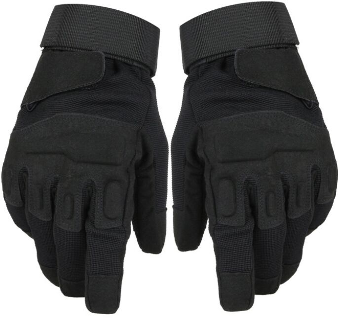 Safety Gloves Police Military Anti-Slippery Men's Man title=