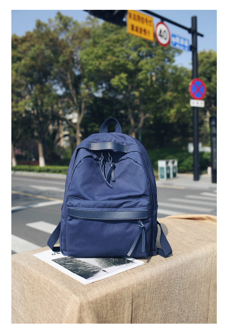 Menghuo High Quality Women Canvas Backpack Teenage Girls Leisure Backpack Bag Vintage Stylish Female School Bag Bookbag Mochilas (17)